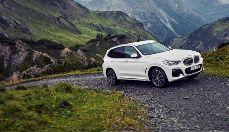 Nový plug-in hybrid v ponuke BMW: X3 xDrive30e