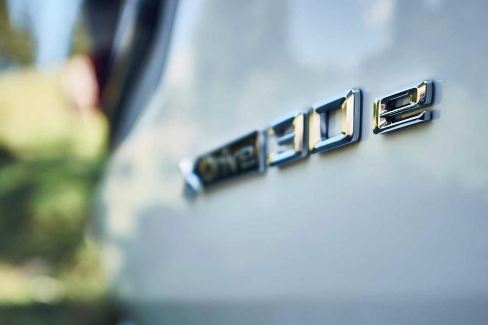 BMW X3 xDrive30e - označenie
