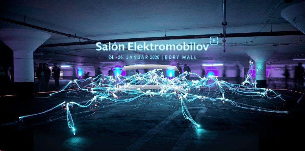 Salón Elektromobilov 2020 - najväčšia špecializovaná výstava elektromobilov na Slovensku